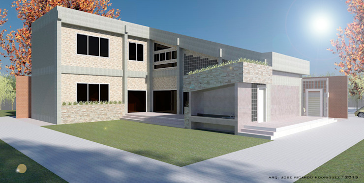 2.6 de RR Arquitecto Moderno
