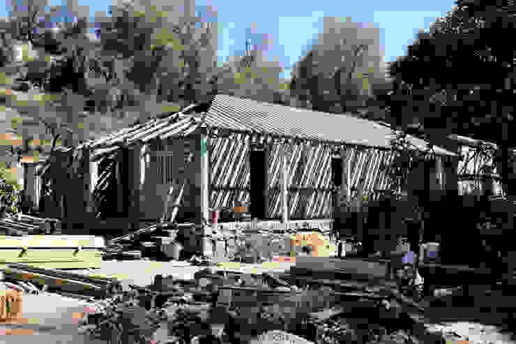 Subsidios de Reparación Patrimonial de Adobe por ALIWEN de ALIWEN arquitectura & construcción sustentable - Santiago Rústico