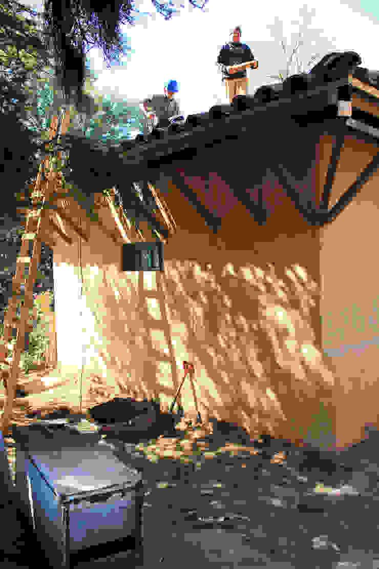 Subsidios de Reparación Patrimonial de Adobe por ALIWEN de ALIWEN arquitectura & construcción sustentable - Santiago Colonial