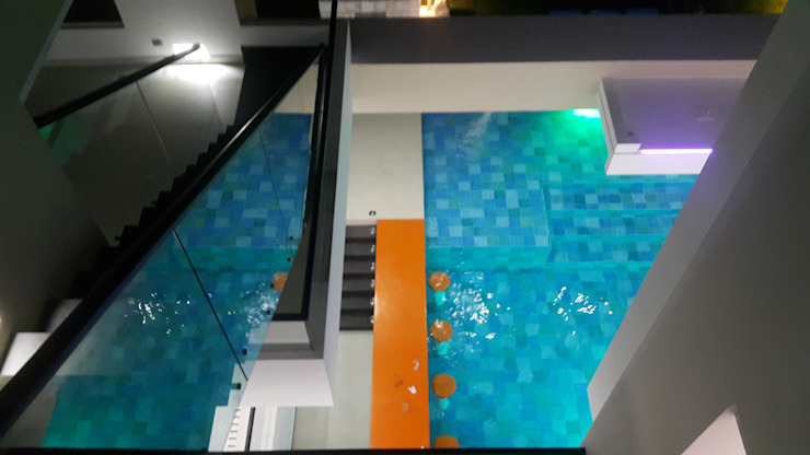 Pool by homify, Modern Concrete