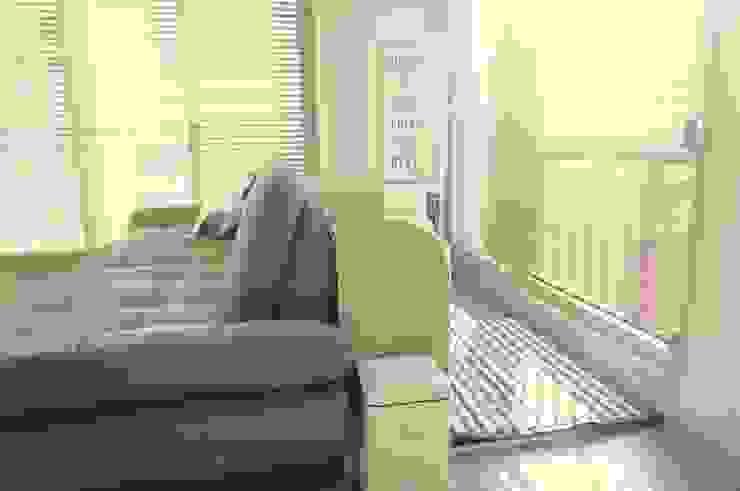 새 아파트 홈스타일링 (Paju APT) 모던스타일 거실 by homelatte 모던