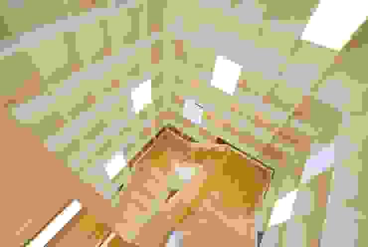 階段収納 有限会社 橋本設計室 モダンスタイルの 玄関&廊下&階段