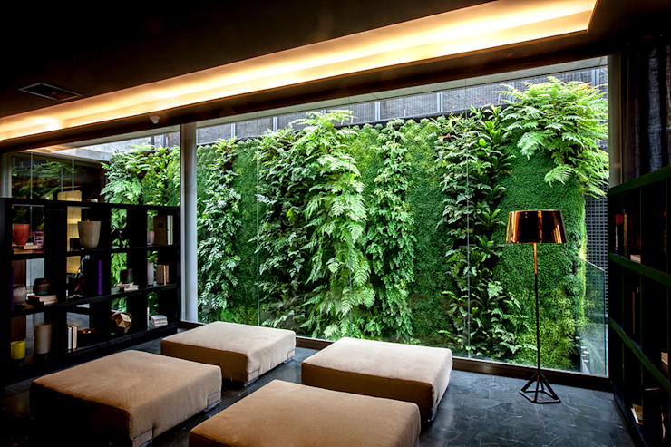 HOTEL SOLACE de VERDE360 Moderno