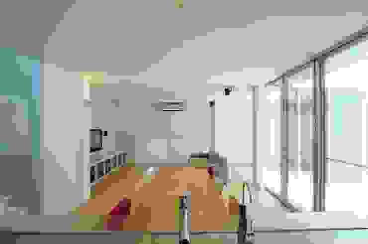 有限会社 橋本設計室 Dapur Modern