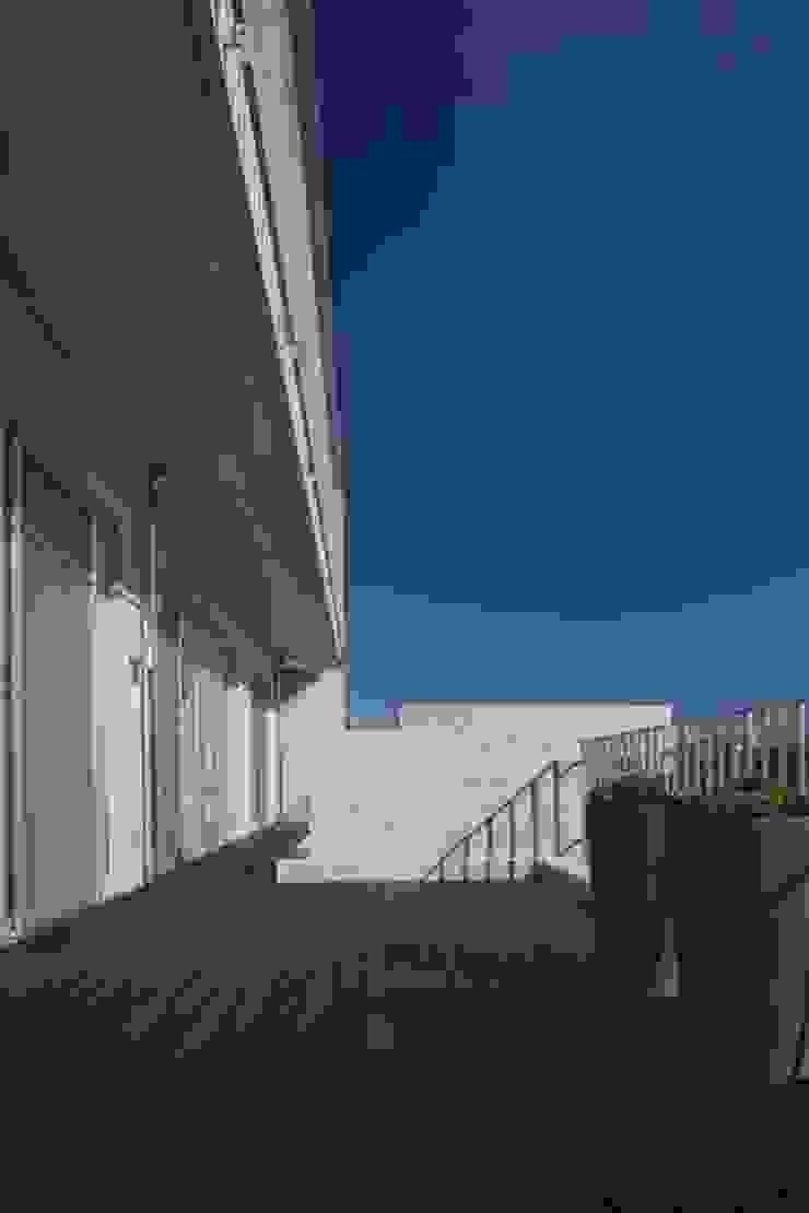 有限会社 橋本設計室 Modern style gardens