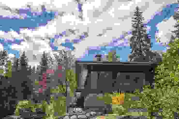 Soleya Maisons modernes par Chevallier Architectes Moderne Verre