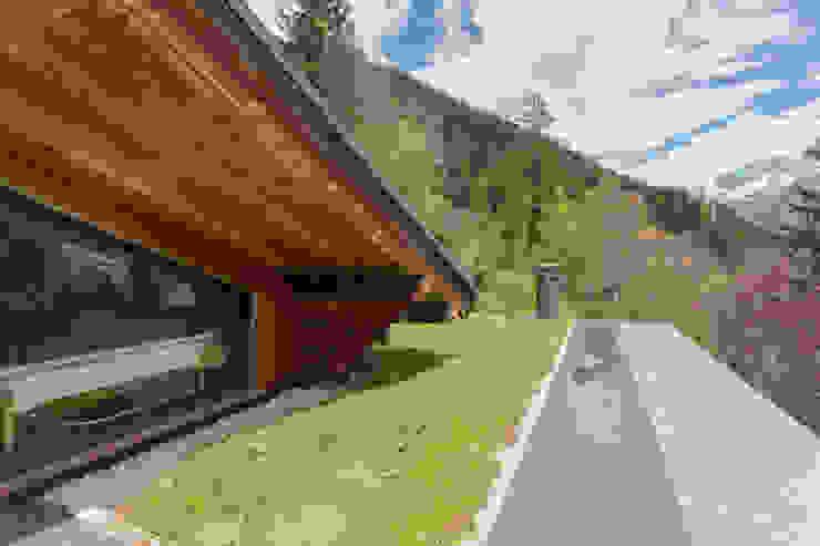 Chevallier Architectes Modern houses