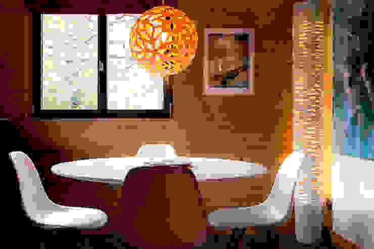 Chevallier Architectes Modern living room