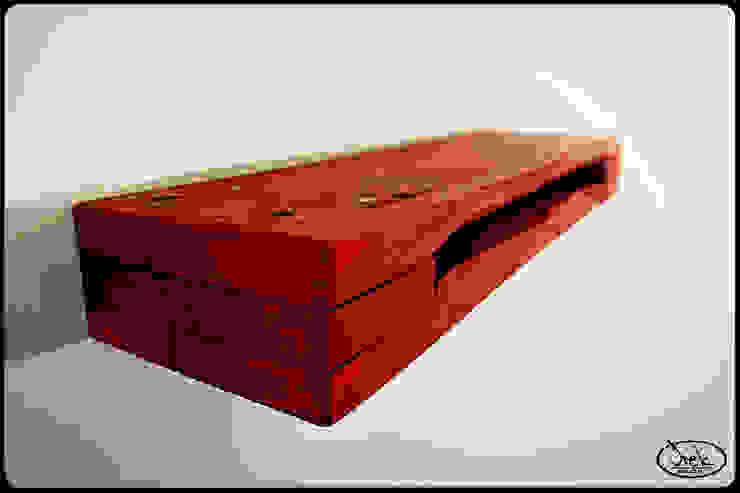 de IrekHolzArt Rústico Madera Acabado en madera