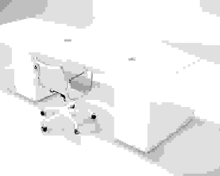 Clean Desk van Studio Edwin de Kuiper Minimalistisch