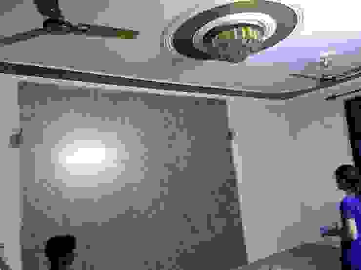 Interior painting Modern walls & floors by Abdul Bros Modern