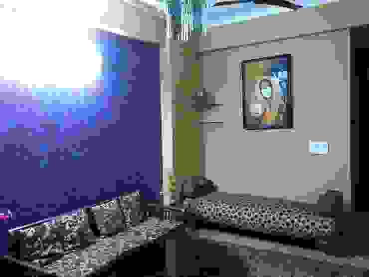Interior painting Modern living room by Abdul Bros Modern