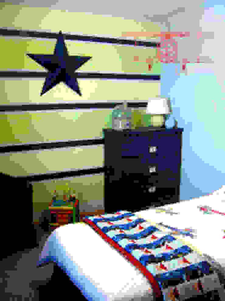 Interior painting Modern nursery/kids room by Abdul Bros Modern
