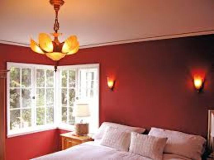 Interior painting Modern style bedroom by Abdul Bros Modern