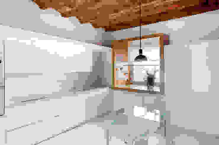 Viladecavalls House Cozinhas minimalistas por CABRÉ I DÍAZ ARQUITECTES Minimalista