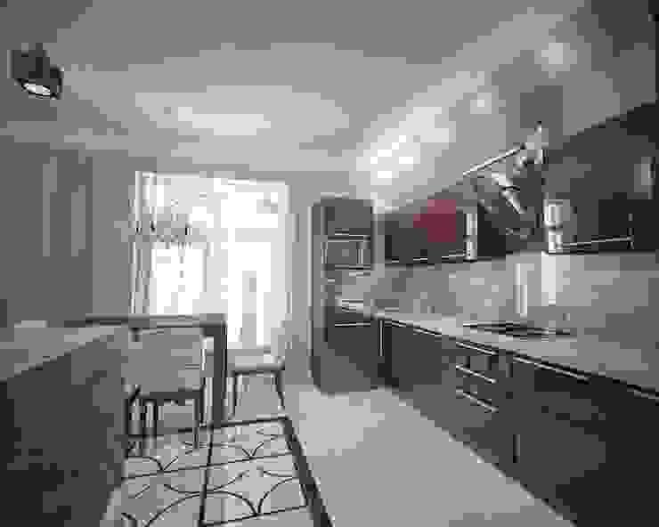 Kitchen by Лаборатория Дизайна