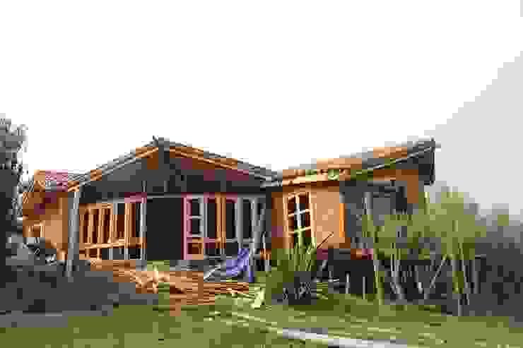 Fachada de ALIWEN arquitectura & construcción sustentable - Santiago Rural