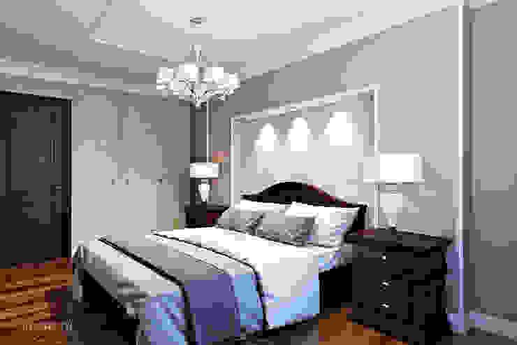 Classic style bedroom by Студия интерьера 'SENSE' Classic