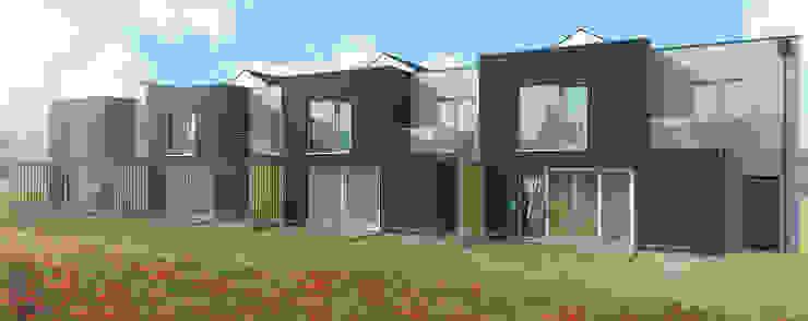 Minimalist houses by wytwornia tychy Minimalist