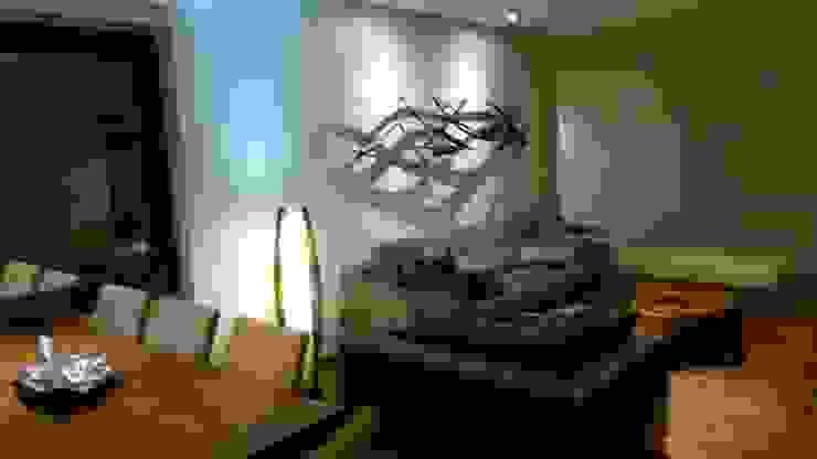 Modern living room by Fernanda Bahia Arquitetura e interiores Modern