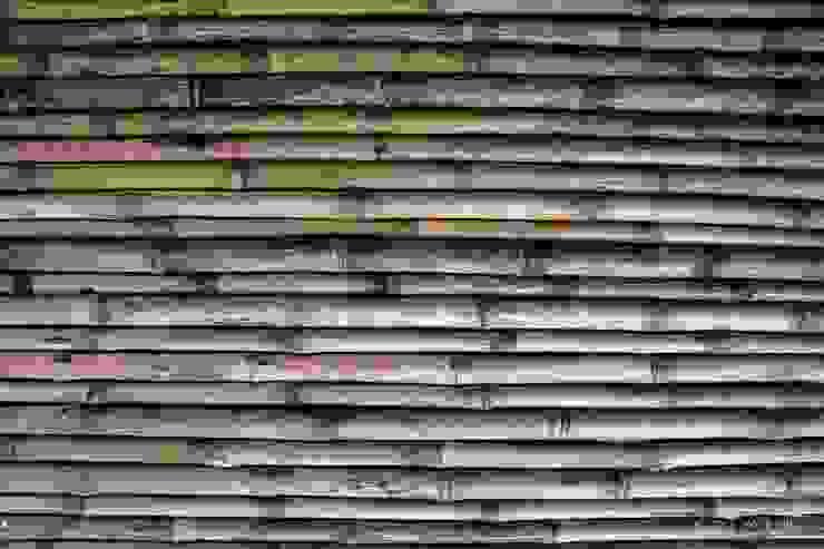 Materiales Paredes y pisos de estilo rural de ALIWEN arquitectura & construcción sustentable - Santiago Rural