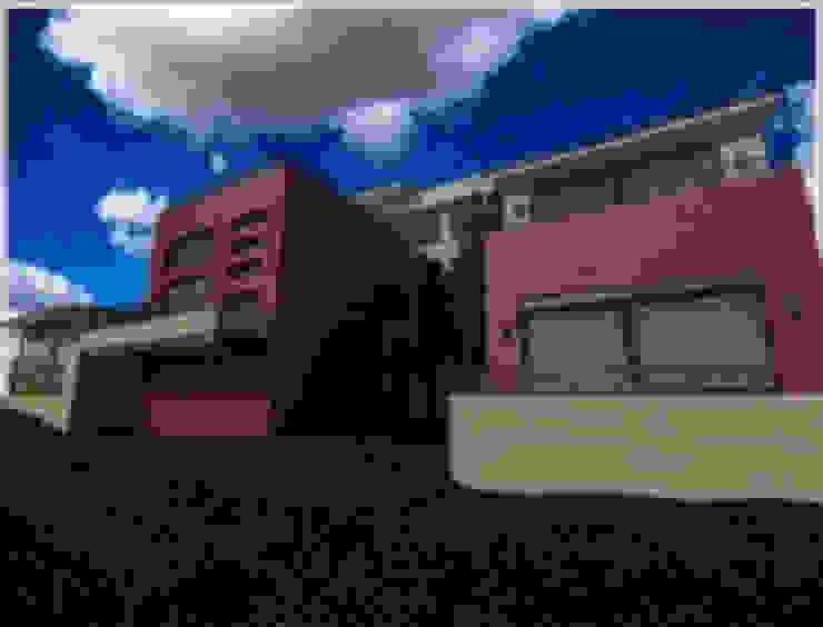 Rancho San Juan Zona Esmeralda Casas minimalistas de CESAR MONCADA S Minimalista