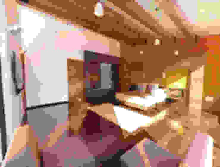 Rancho San Juan Zona Esmeralda Dormitorios minimalistas de CESAR MONCADA S Minimalista