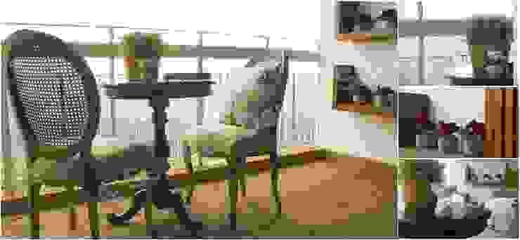Balcony by Cee Bee Design Studio Country