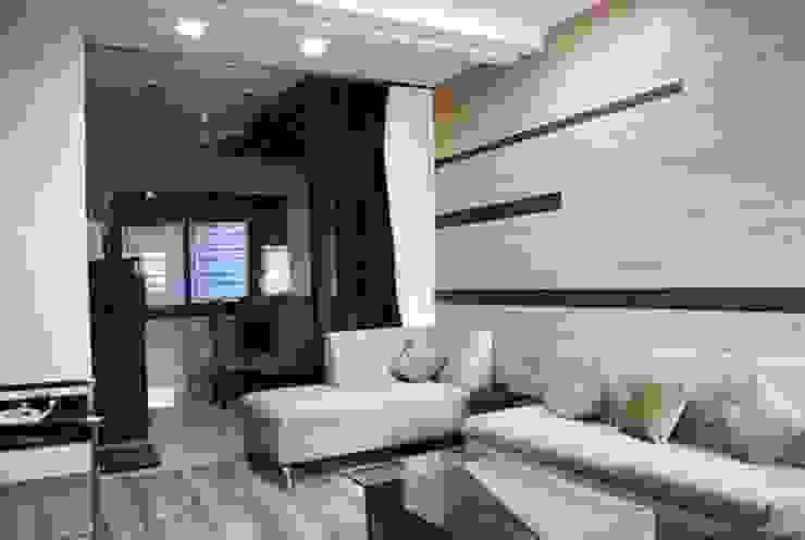 Dr.perwaiz alam Modern living room by Arturo Interiors Modern