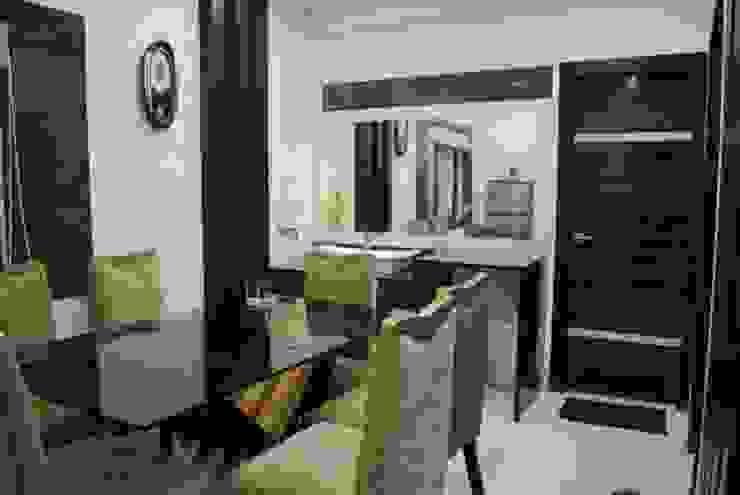 Dr.perwaiz alam Modern dining room by Arturo Interiors Modern