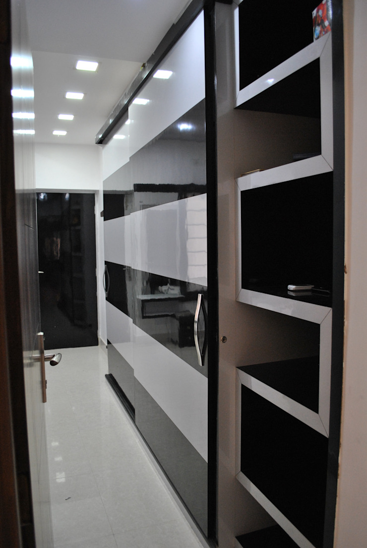 Nawab alam Modern style bedroom by Arturo Interiors Modern