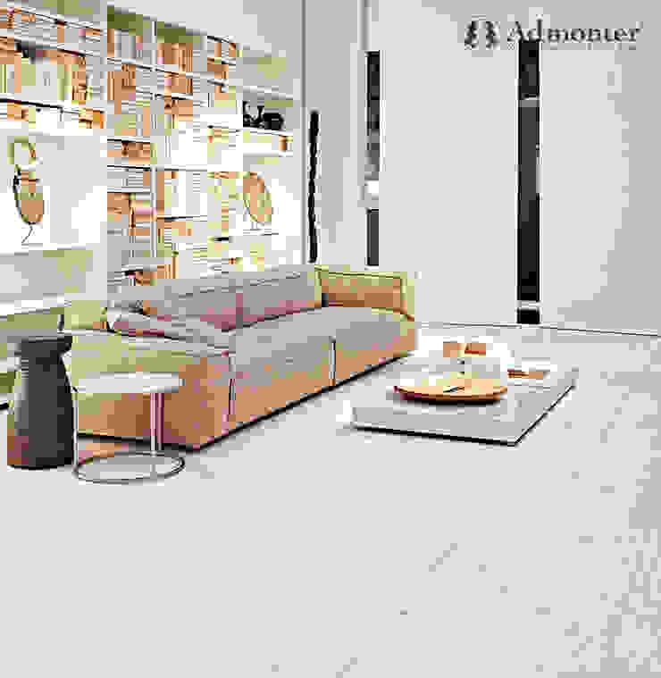 Admonter Paredes y suelos de estilo moderno de PAUMATS S.L. Moderno Madera Acabado en madera