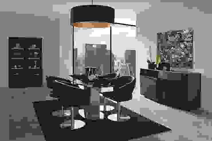 Mobiliário de sala de jantar Dining room furniture www.intense-mobiliario.com B7 http://intense-mobiliario.com/pt/salas-de-jantar/8576-sala-de-jantar-berlin-b7.html por Intense mobiliário e interiores; Moderno