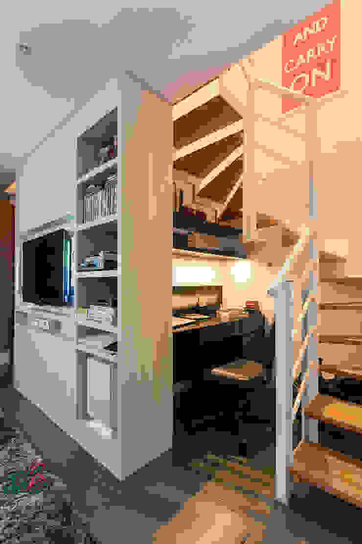 SDV | Home Office Kali Arquitetura Escritórios modernos