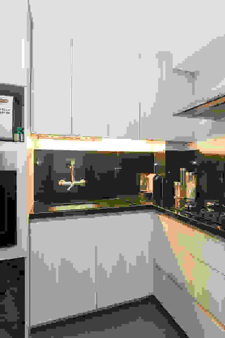 SDV | Cozinha Kali Arquitetura Cozinhas modernas