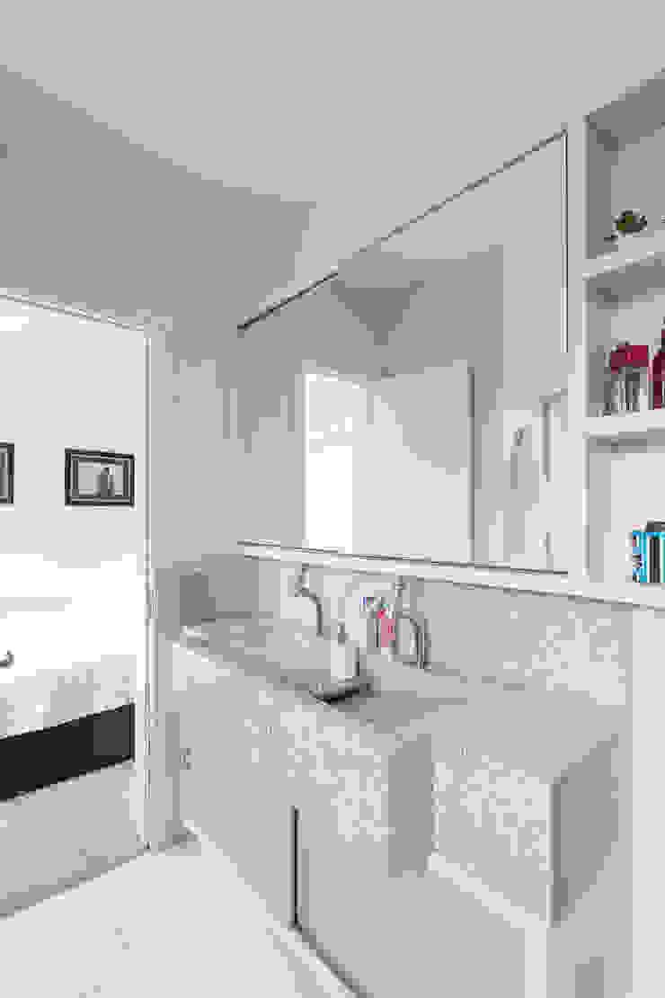 SDV | Banho Kali Arquitetura Banheiros modernos
