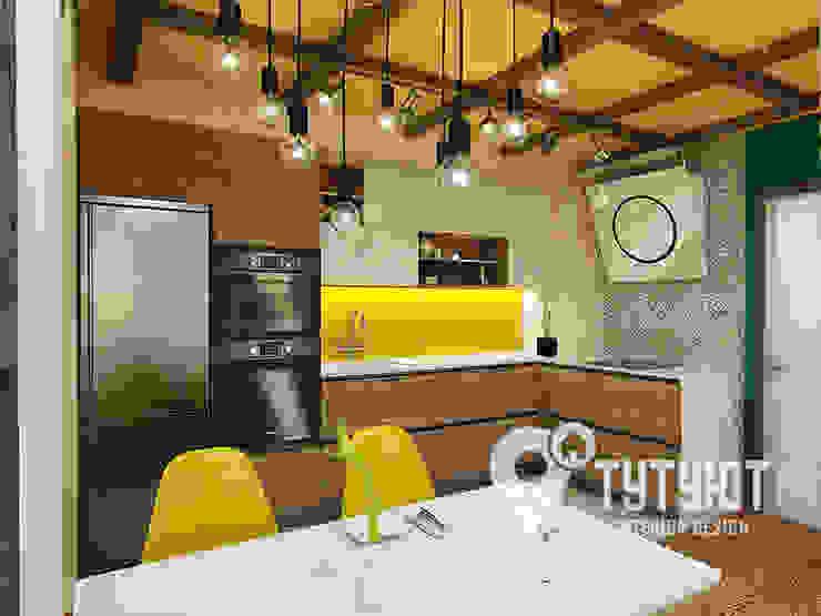Кухня: Кухни в . Автор – Interior Design Studio Tut Yut,
