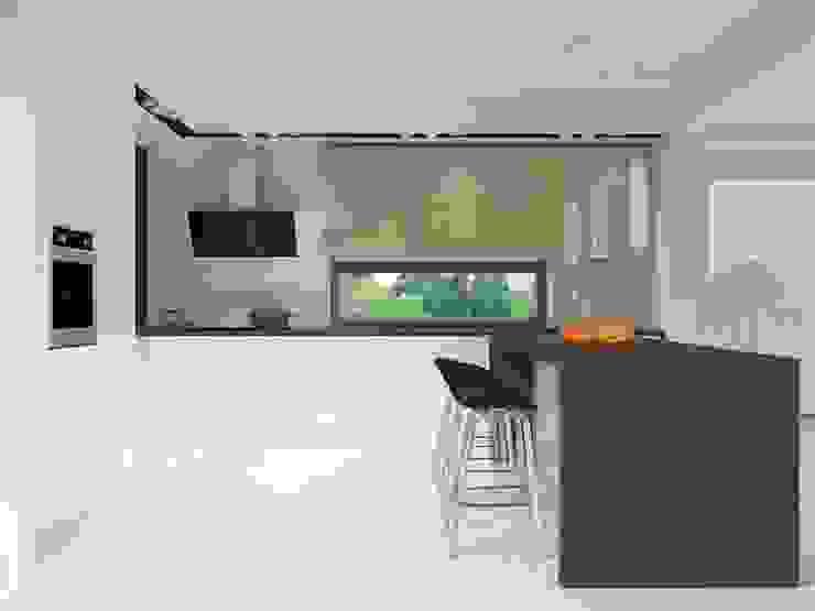 Kitchen by Pracownia Projektowa 4MAT Wojciech Balcerzak, Modern