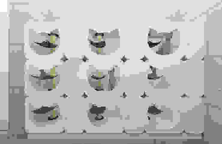 de Baki & Başaran İç Mimarlık Moderno