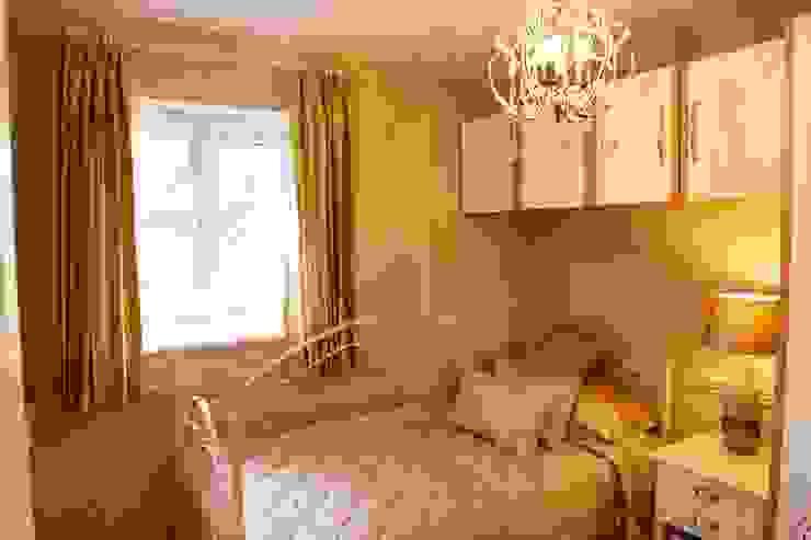 A teenage girls bedroom de Chameleon Designs Interiors Ecléctico