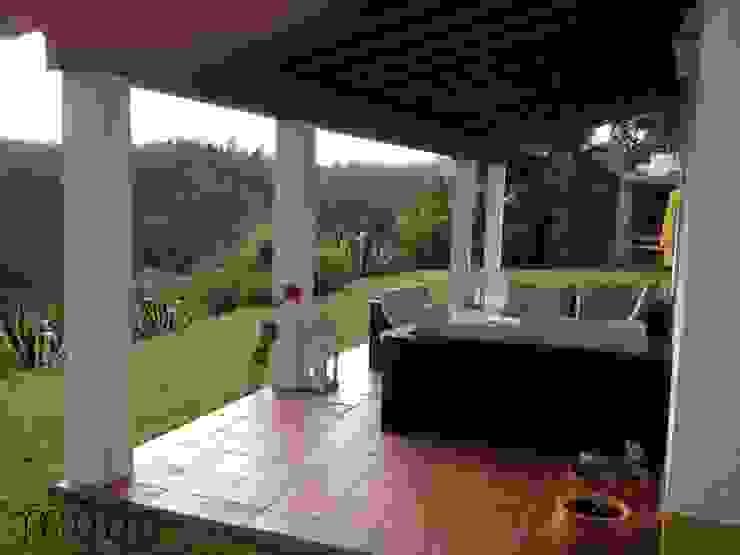 Garten von Modo Arquitectos Associados