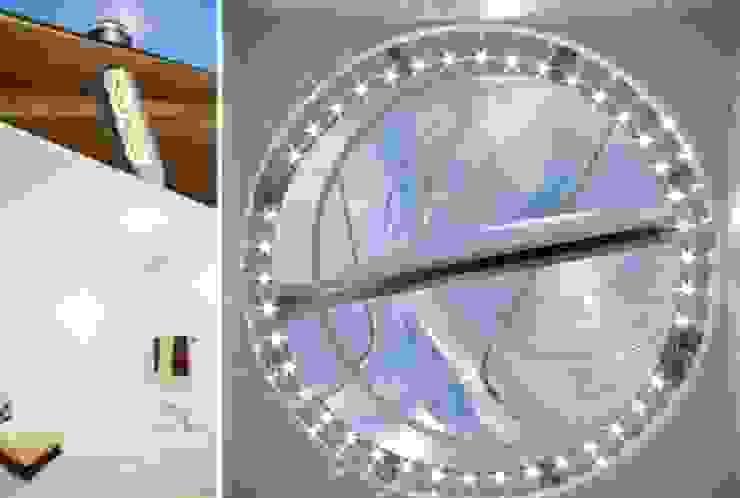 Anel de LED por Solatube Portugal Moderno