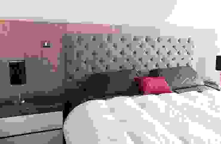 Proyecto General Ludwig Dormitorios de estilo moderno de Más Identidad Diseño Moderno