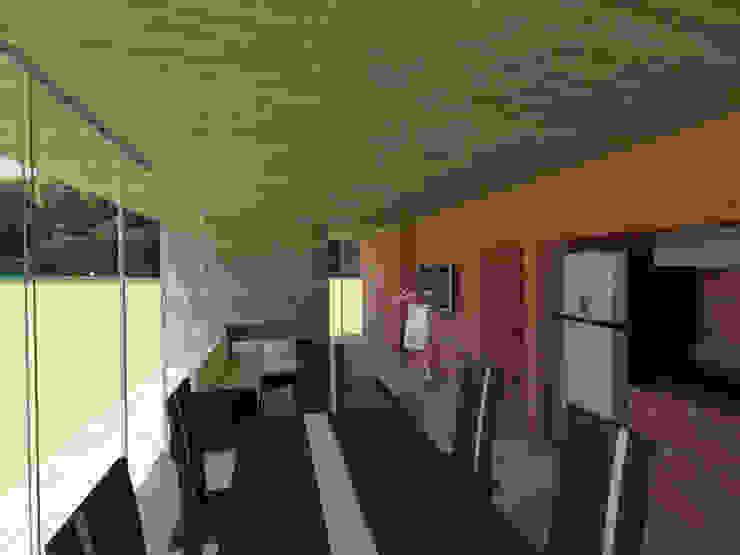 Casa 0 Modern Dining Room by Voavista Modern