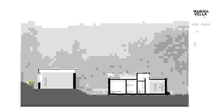modern  von Marina Vella Arquitectura, Modern