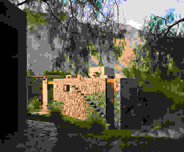 Casa Chontay Moderne Häuser von Marina Vella Arquitectura Modern