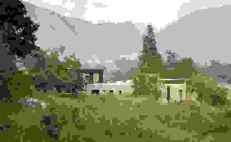 Casa Chontay Moderner Garten von Marina Vella Arquitectura Modern