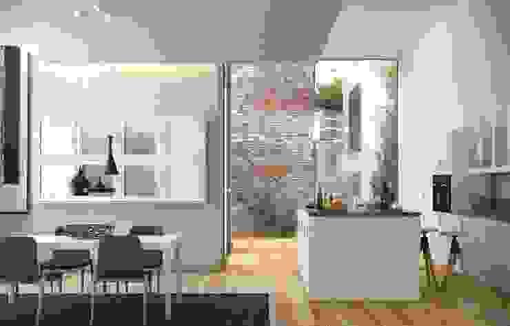 antalia cocinas Classic style kitchen