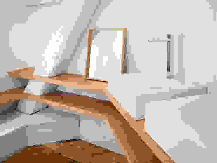 Le Gourmet Salle de bain minimaliste par AMBA Minimaliste