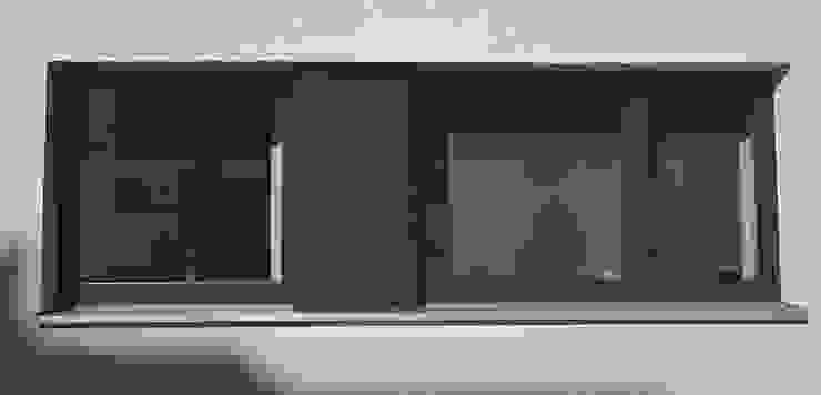 WDVS Fassade – Neubau in Hamburg Matthias Koch Malermeister Moderne Häuser Weiß